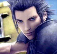 Zack. Final Fantasy VII