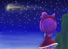 Your awesome and I love you XD I hope you have a wonderful day and I wish you the very best! I noticed I never really draw them kiss. Amy Rose, Amelia Rose, Sonic Project, Sonic And Amy, Sonic 3, Sonic The Hedgehog, Perseid Meteor Shower, Adventure Time Girls, Hedgehogs