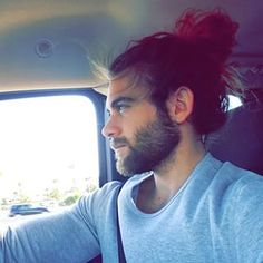 The King Of Man Buns Has Been Found