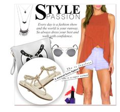 """""""Style passion"""" by lejla-7 ❤ liked on Polyvore"""
