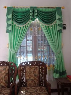 Cortinas para el Hogar curtain design #KBHomes