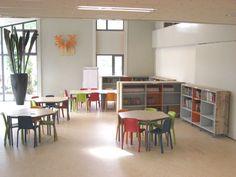 Projecten :: Basisschool De Kariboe - Heemskerk - BCI Fabrikant van schoolmeubilair sinds 1925