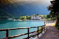 Il sentiero del Ponale - Alto Lago di Garda