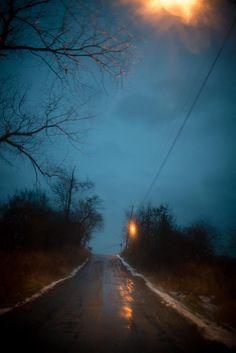 Seasons Road - Todd Hido