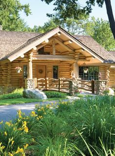 Signs of Spring | News | Log Cabin Homes