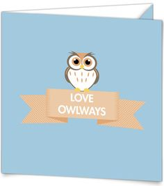 Square Pocket Wedding Invitations - Love Owlways