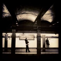 El #metro de #NuevaYork es una mezcla entre decadente y vintage, además de sucio. ¿Qué metro del mundo te gusta más?