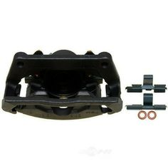 Disc Brake Caliper-Unloaded Caliper with Bracket Rear Right fits Allroad Quattro