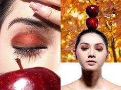 Amazing #Fruit #Make_up image   #Eyes