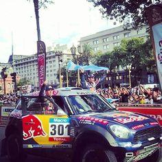 Go Nasser!! #Dakar2015