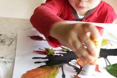 Podzim strom - Testováno na dětech