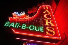 JACKS BBQ...best bbq around!!!