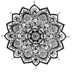 There is another craze is to draw patterns, flowers, mandala patterns in ink. Then you can even color them using color pencils. Cool Drawings Tumblr, Trippy Drawings, Cute Disney Drawings, Cute Kawaii Drawings, Mandala Hand Tattoos, Mandala Tattoo Design, Mandala Drawing, Love Drawing Images, Tumbler Drawings