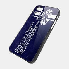 Ravenclaw Famous Quote iPhone 5 Case, iPhone 4 Case, iPhone 4s Case, iPhone 4 Cover, Hard iPhone 4 Case NDR18. $14.99, via Etsy.