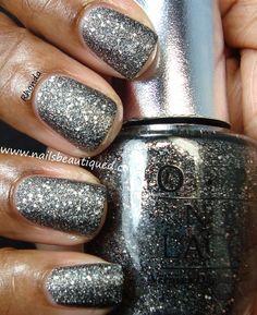 OPI New Designer Series | Pewter  | Nails Beautiqued