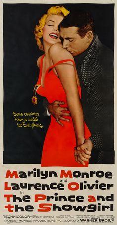 Film Movie Kino Mini Poster Gold Marilyn Monroe