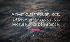 Persistence is the key to achieving your desires!