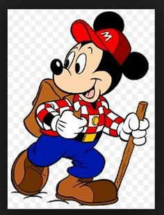 Minnie Mouse Pictures, Disney Pictures, Art Pictures, Disney Pics, Walt Disney, Disney Mickey, Disney Art, Mickey Mouse And Friends, Mickey Minnie Mouse