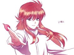 Yu Yu Hakusho | Kurama | Yoko | Minamino | Shuichi | Anime