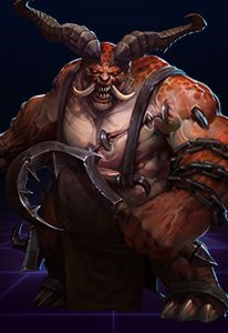 Best fantasy art gallery fire imp picture 2d fantasy - Heroes of the storm space lord leoric ...