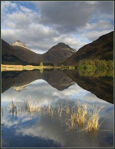 Glen Etive, Lochan Urr Scotland