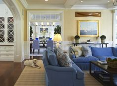 House Tour:Greenwich House - Lynn Morgan Design