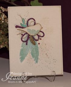Birds of a Feather by Penny627 - Cards and Paper Crafts at Splitcoaststampers