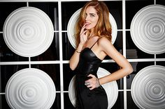 Chiara Ferragni for Guess Holiday 2013 Campaign  #fashion #chiaraferragni