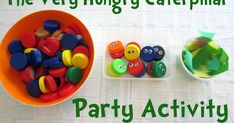 When we first saw this  super fun activity from our friends at Teach Preschool, straight away I knew that if I ever did a Very Hun...