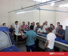 Eng. Célio Netzel e Felipe Netzel (executivo de contas) explanam sobre gestão de processos