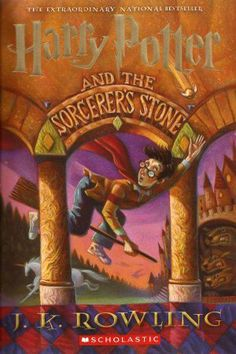 Harry Potter and the Sorcerer's Stone (Harry Potter #1) - J.K. Rowling