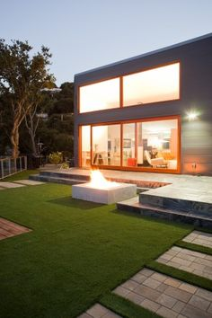 Zola Windows - Passive house standards - Modern Bay Area Residence