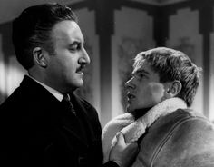 Peter Sellers and Adam Faith in Never Let Go (1960) Directed by Guillermin