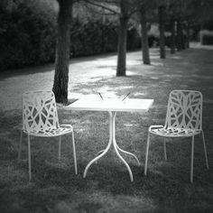 carrello portavivande galileo nardi   tavoli e sedie da giardino ... - Metallo Patio Tavolo E Sedie Rotondo
