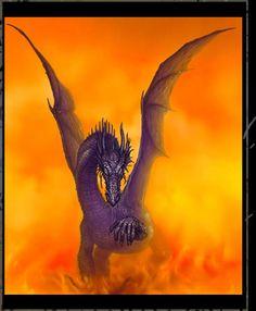 ☆ Naras Dragon :¦: Artist Ciruelo ☆