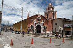 """La Merced"" (Our Lady of Mercy) church, El Tambo, Junin, Peru"