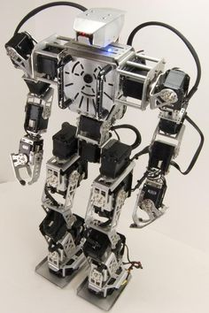 Giger v4 Custom Humanoid Robot - Google Search