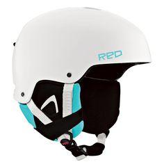 Red Cadet Women's Snowboard Helmet