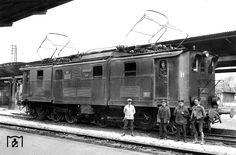 EG 22001. Die spätere E 77 01.