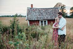 Photography: Clean Plate Pictures - cleanplatepictures.com  Read More: http://www.stylemepretty.com/destination-weddings/2015/04/23/sweden-farm-engagement-session/