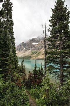 Moraine Lake: Alberta, Canada