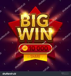 Retro sign with lamp big win banner. vector illustration design with poker, playing cards, slots and roulette. Casino Cruise, Doubledown Casino, Casino Poker, Casino Party, Casino Bonus, Free Casino Slot Games, Online Casino Slots, Free Games, Play Free Slots