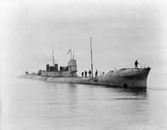 BRITISH SHIPS FIRST WORLD WAR (SP 2506) Submarine K.15