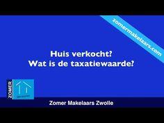 Taxatiewaarde huis | Zomer Makelaars | Makelaar Zwolle http://zomermakelaars.com