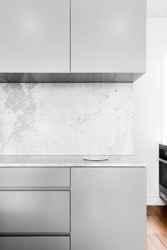 #kitchen #grey