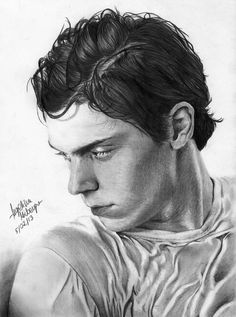 Evan Peters by angiebelikejolie on DeviantArt