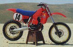 Goat Breker's 1983 Honda RC250 by teyblyy, via Flickr
