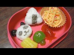 popin' cookin' #5 - Bento shaped Candy Kit - YouTube