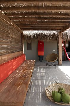 Hotel Escondido, Puerto Escondido, Mexico