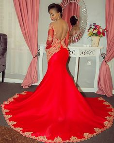 "1,479 Likes, 64 Comments - ELISHA RED LABEL (@elisha.red.label) on Instagram: ""This dress is beyond words, that back is giving me so much life, one of our best dresses we have…"""